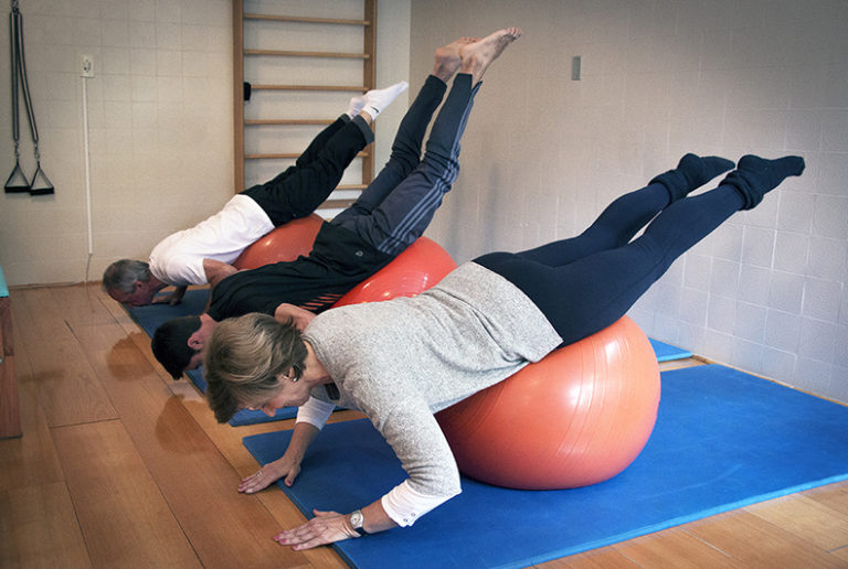 Pilates – Instituto Cuidados do Corpo